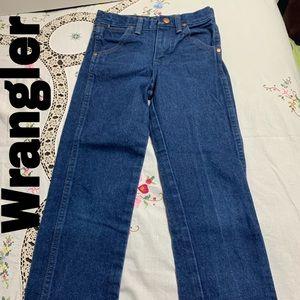 Wranglers kids 7 slim item # 1088T 1103
